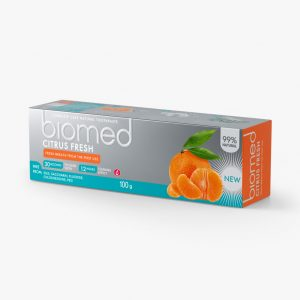 Pasta Biomed Citrus Fresh