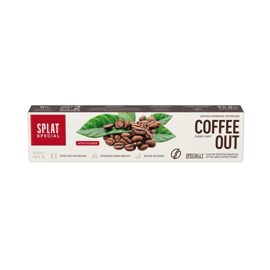 Pasta Splat Special Coffee Out 75 ml